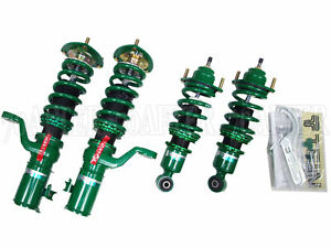 Tein Flex Z 16ways Adjustable Coilovers For 02 06 Acura Rsx Base Type S Ebay