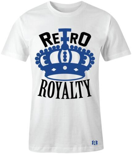 "/""Retro Royalty/"" T-SHIRT to Match Air Retro 4 /""MOTORSPORT/"""