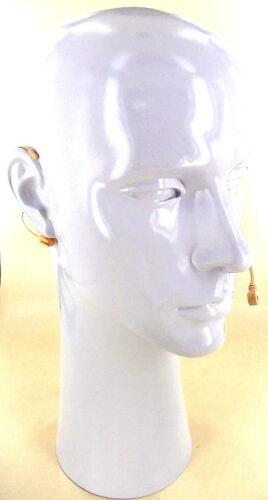 Ultra Light Slim Beige Tan Cardioid Headworn Microphone for Sennheiser Wireless