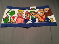 Super Mario Bros Boy Short Underwear Sz L Free Shipping Seamless