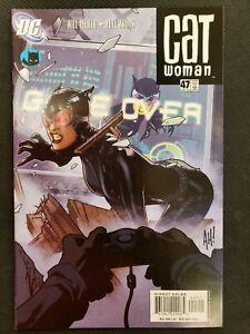 Catwoman-47-2005-DC-Adam-Hughes-Cover-High-Grade