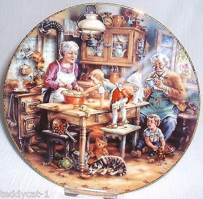 Bradex Sammelteller =  DIE KLEINE KÜCHENFEE Besuch bei den Großeltern 1