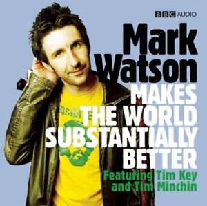 Mark-Watson-Makes-the-World-Substantially-Better-BBC-Audio-CD-NEW