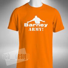 cdc915a427b2 Barney Army Men s T-Shirt Darts Van barneveld Taylor Gerwen 5 X World  Champion
