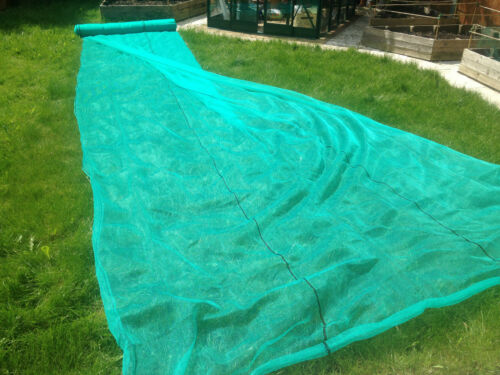 3M X 20M NEW BLACK GARDEN NETTING Insect//Crop//Plant//Net