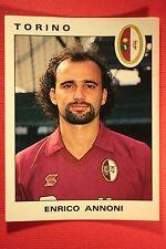 Panini Calciatori 1991/92 N. 319 TORINO ANNONI EDICOLA !!