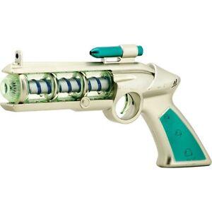 Details about COSMIC SHOCK PHASER Photon Lights Blaster Laser Sound Ray gun  Atomic Space Toy