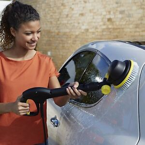 KARCHER-2-643-236-0-Cepillo-de-lavado-giratorio-WB-100-cerdas-ideal-Coche-auto