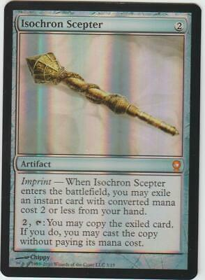 FOIL Isochron Scepter ~ From the Vault NearMint Relics Magic MTG