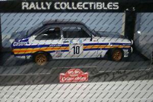 Sunstar Ford Escort Rs1800 Mk2 Rallye De L'Acropole 1980 4444 Échelle 1/18 657440044448