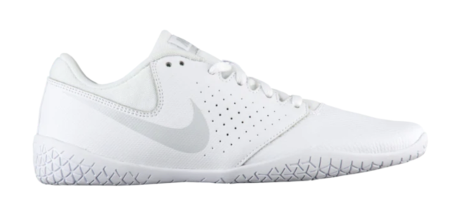 New NIKE CHEER SIDELINE IV WOMENS SHOES cheerleading SNEAKERS WHITE sizes 5 13