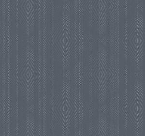 Tapete-Designtapete-VLIES-Praegung-3D-Design-Glanz-Graublau-Hellgrau