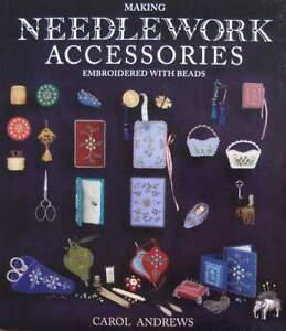 LIVRE-BOOK - Faire des accessoires de broderie brodés avec des perles h75HUica-08024510-157091476