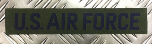 Genuine Vintage USAF US Air Force Breast Chest Device Patch Insignia Strip