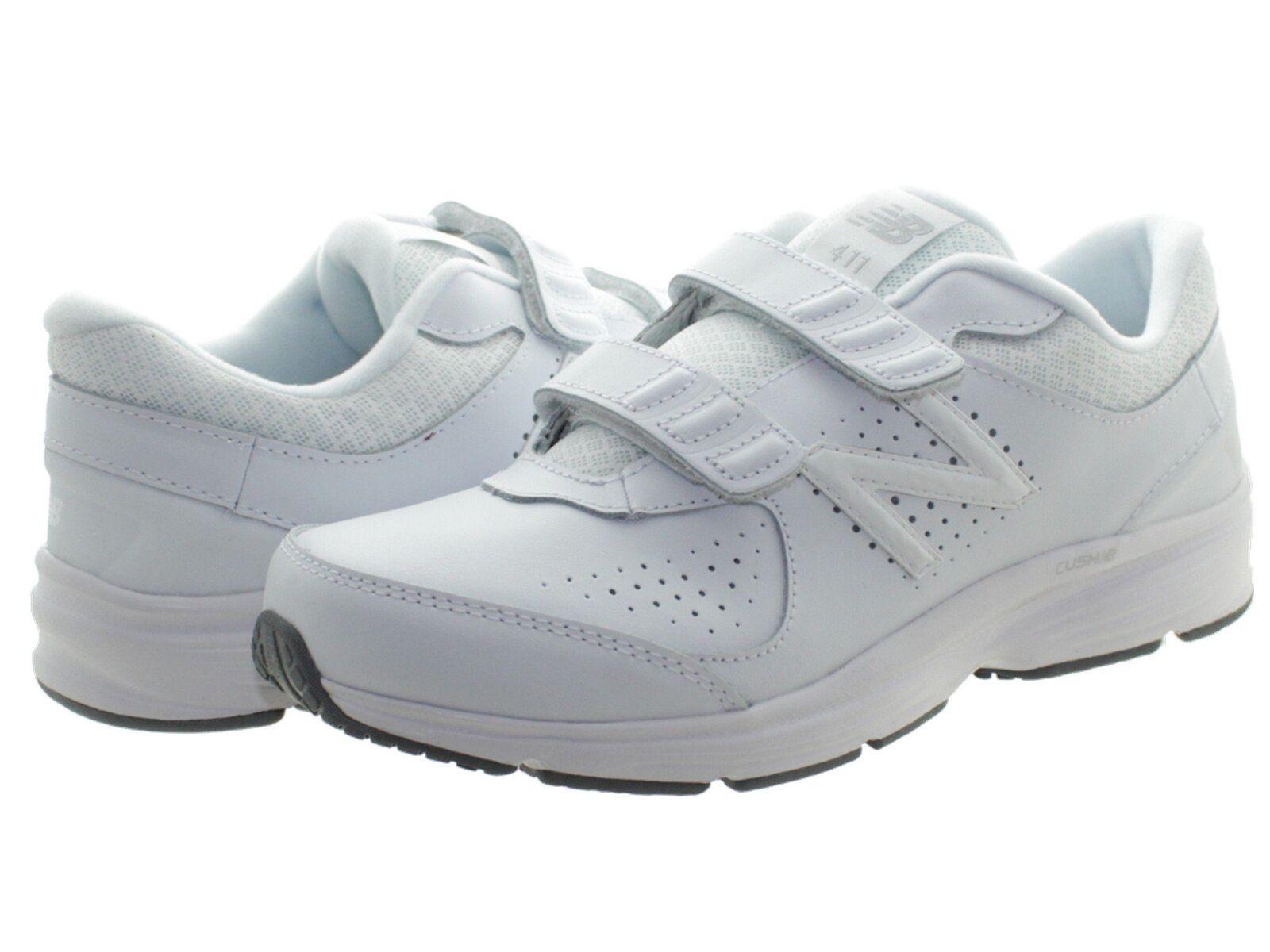 Ww411hw2 Walking Femme Chaussures Blanc New Velcr Balance 8qxwOOg5