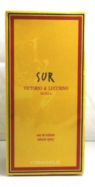 SUR de VICTORIO & LUCCHINO 100 ML EAU TOILETTE  FOR WOMAN DESCATALOGADO