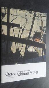 Rivista Opera Nazionale Di Parigi 2005-2006 Adriana Mater Tbe
