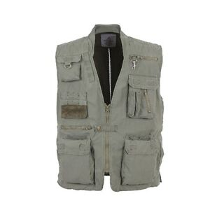 7580-Rothco-Olive-Drab-Deluxe-Safari-Outback-Vest