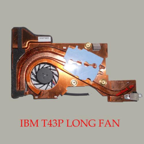 NEW IBM Thinkpad T42 T42P CPU LONG heatsink Cooling Fan
