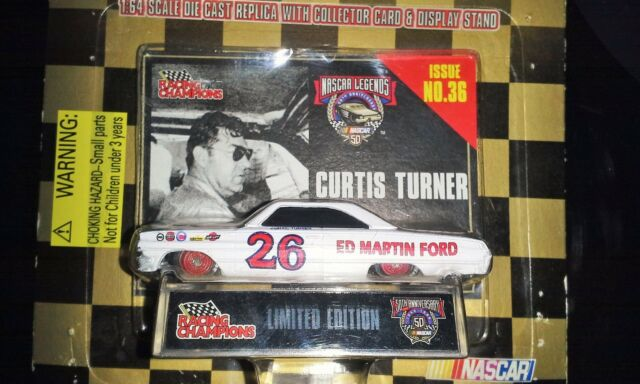 1998 RACING CHAMPIONS NASCAR 50TH ANNIVERSARY LEGENDS SERIES #36