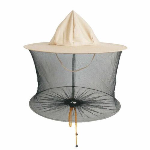 Bienenzucht Schleier Imkerei liefert Imker Imker Hut Kopfbedeckungen Schutz D7C5