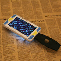Portable 5.0 Color Screen Video Digital Magnifier Electronic Reading Aid 4x-32x