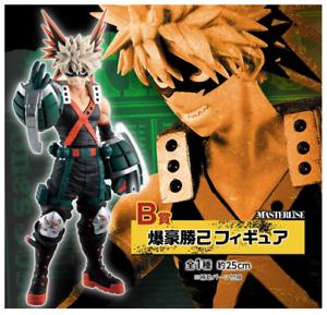Bakugo Katsuki figure last one Ichiban Kuji My Hero Academia Justice BANDAI