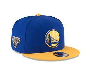 de7dc874509 Golden State Warriors New Era 2018 NBA Finals Champions Side Patch ...