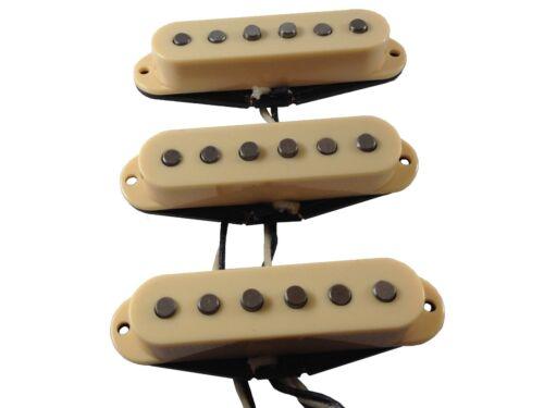 single or set Alegree /'Frigid Haze/' handwound Stratocaster single coils