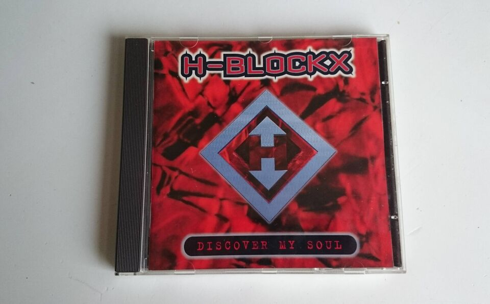 H-Blockx: Discover my soul, rock