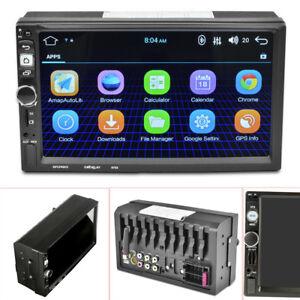 CTS-HD-Bluetooth-Car-Dash-Kit-MP5-Player-GPS-Navigation-Audio-Radio-FM-Wifi-16G