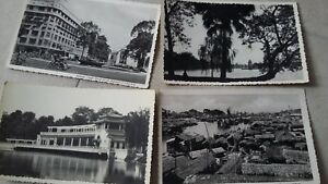 Asien Saigon Postkarte Photo Nam Phat Set PüNktliches Timing