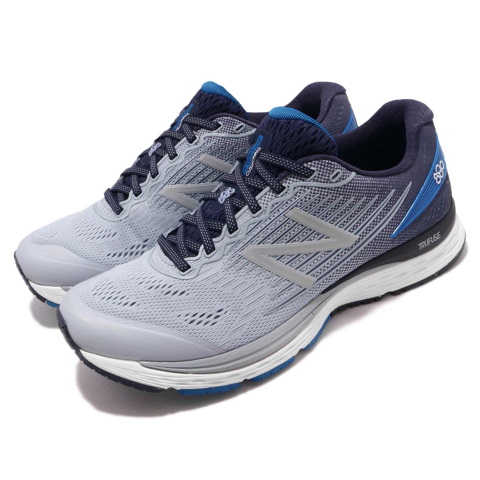 New New New Balance M880SB8 4E Extra Wide gris azul Men Running zapatos zapatillas M880SB84E 4adbaf