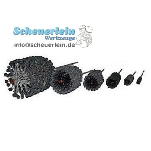 Flexible Honbürste NW 45 mm 42-46 mm 60//120//180//240//320//600 Körnung