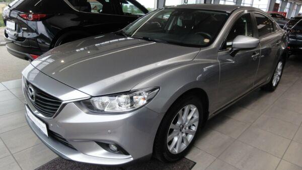Mazda 6 2,0 Sky-G 165 Vision aut. billede 0