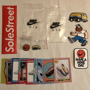 f1709bbd4f NIKE AIR MAX 1/97 VF SW SEAN WOTHERSPOON Pins and Patches NYC ...