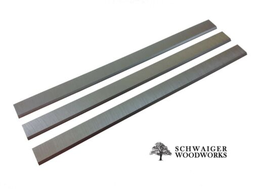 """15/"""" inch Planer Blades Knives for Delta 22-780X 22-785X replaces 22-677 Set of 3"""