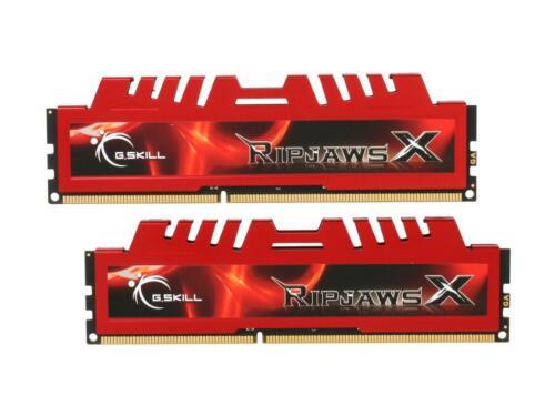 240-Pin DDR3 SDRAM DDR3 1600 2 x 4GB PC3 12800 G.SKILL Ripjaws X Series 8GB