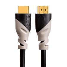 2m HDMI Kabel 2.0 4K U-HD High Speed 3D Ethernet | Für TV PC PS4 Xbox Beamer