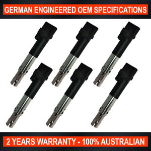 6-x-Brand-New-OEM-Quality-Ignition-Coil-for-Porsche-Cayenne-4WD-3-6L-V6