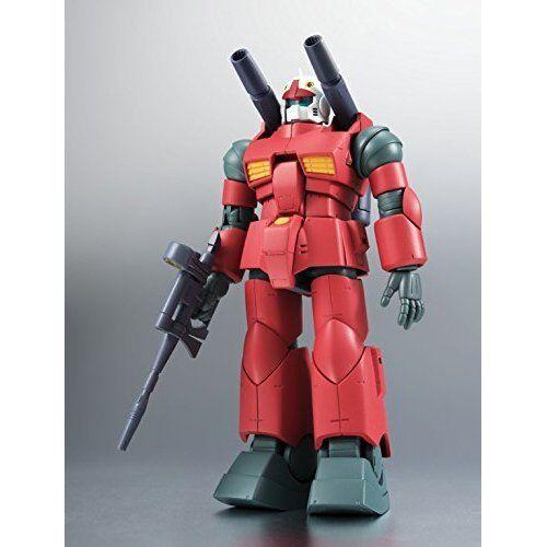 Bandai Robot Spirits RX-77-2 Guncannon ver. A.N.I.M.E Gundam Action Figure