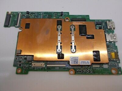 DELL INSPIRON 11 3168 3169 3000 Intel Motherboard  9TWCD CN-09TWCD 0NPJH *AS-IS*