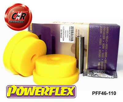 Nissan Sunny/Pulsar GTiR Powerflex Eng Mounting Upper Engine Mounting PFF46-110