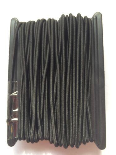14 m Of Replacement shock cord//elastic For Fiberglass Tent Poles 2.5 mm