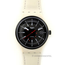 Swatch Uhr Sistem 51 Automatic SISTEM CREAM  NEU UND OVP - SUTM400