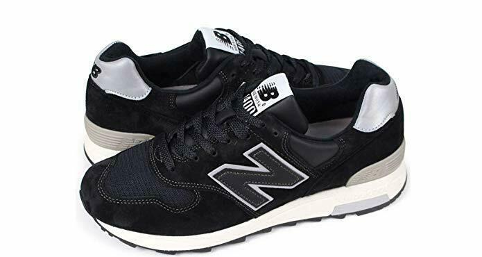 New Balance M1400BKS Black Silver Running shoes Mens US Sizes 6 & 12 Made In USA