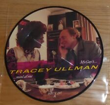 Tracey Ullman: My Guy's Mad At Me. UK Limited Picture Disc P.BUY 197