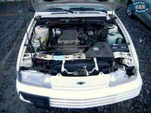 90-94 Chevrolet Cavalier Pontiac Sunbird Passenger Side Front Right Door Glass