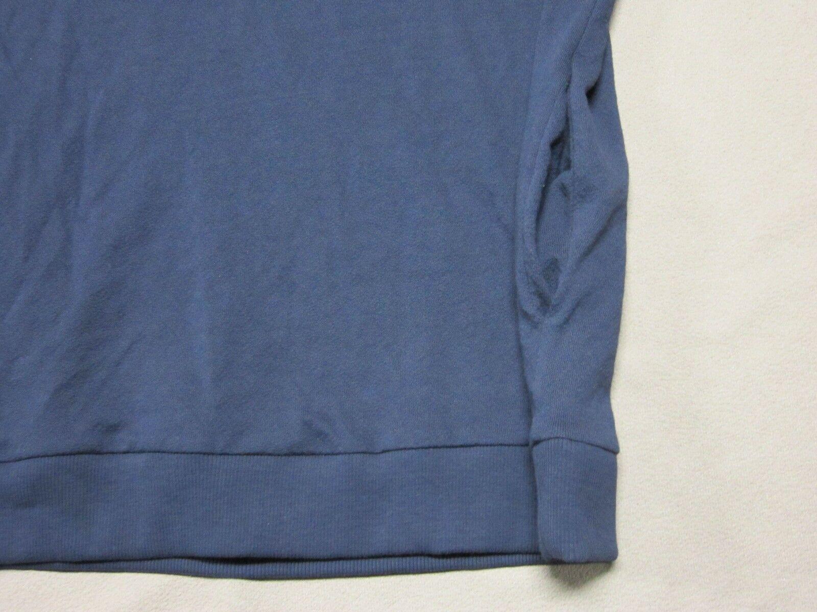 ALTERNATIVE APPAREL WOMENS blueE ELONGATED SWEATER SWEATSHIRT DRESS SIZE SIZE SIZE MEDIUM 603515