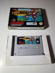 Spirou FAH - Super Nintendo (SNES)